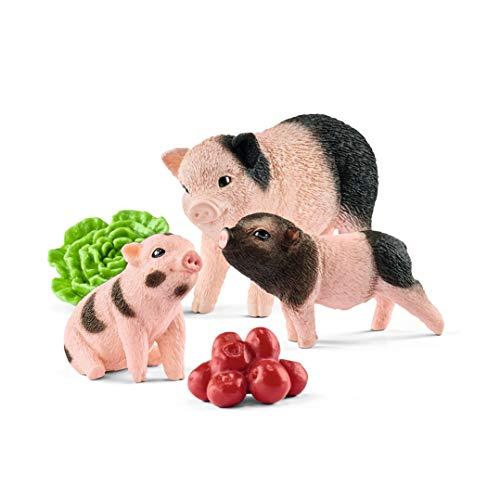 Schleich 42422 Farm World Spielset - Mini-Schwein...