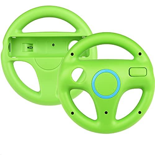 TechKen Wii Racing Lenkrad Wheel für Wii Fernbedienung Kompatibel mit...