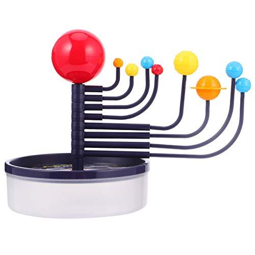 Tomaibaby Sonnensystem Modell DIY Sonnensystem Planet Spielzeug Wissenschaft Planetenerkennung Experimente...