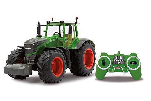 Jamara 405035 – Fendt 1050 Vario 1:16 2,4Ghz – RC Traktor, Motorsound (abschaltbar), Rückfahrwarnsound,...