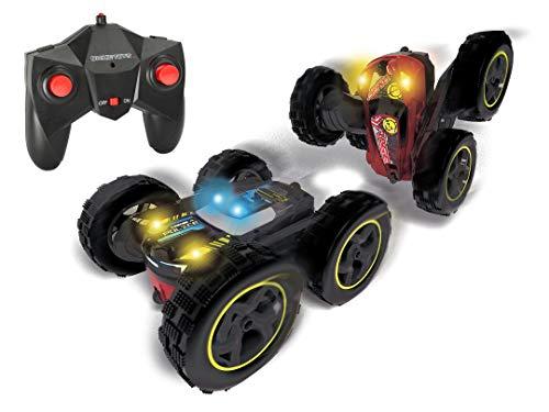 Dickie Toys RC Tumbling Flippy, ferngesteuertes Spielzeugauto, Rotations- und Flip-Funktion, für draußen und...
