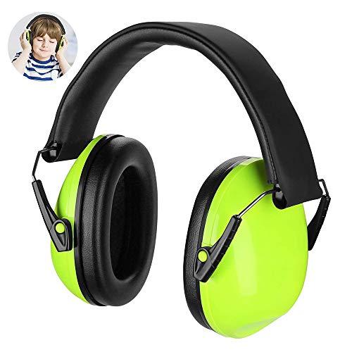 WADEO Gehörschutz Kinder Kids Baby Gehörschutz Stirnband Ohrenschützer Kidz Ohrenschützer...