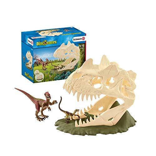 Schleich 42348 Dinosaurs Spielset - Große...