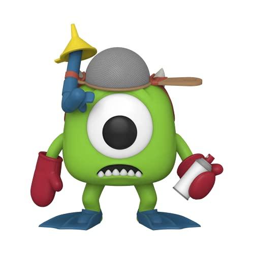 Funko 57743 POP Disney: Monsters Inc 20th- Mike w/Mitts Mehrfarbig
