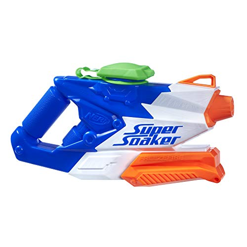 Hasbro Super Soaker B8249EU4 - FreezeFire 2.0 Wasserpistole, mit...