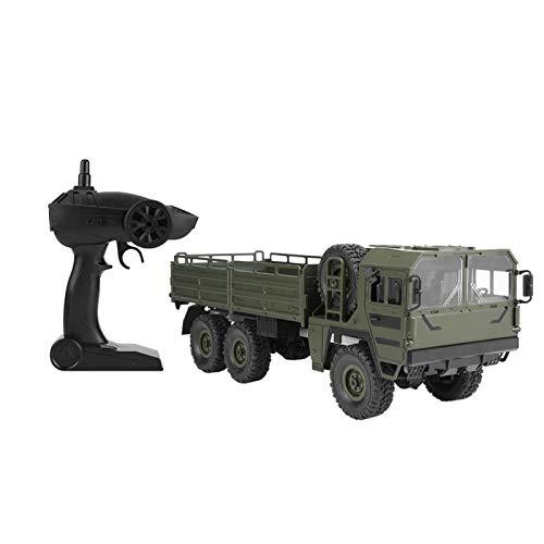 Demeras Fernbedienung Transporter 1:16 RC Transporter Auto C Militär...