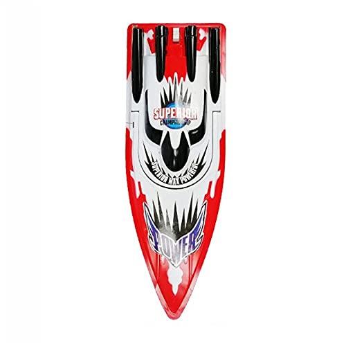 Spielzeug RC Boot, Mini 2.4GHz U-Boot-Teufel-Fisch Kind Sommer Wasser...