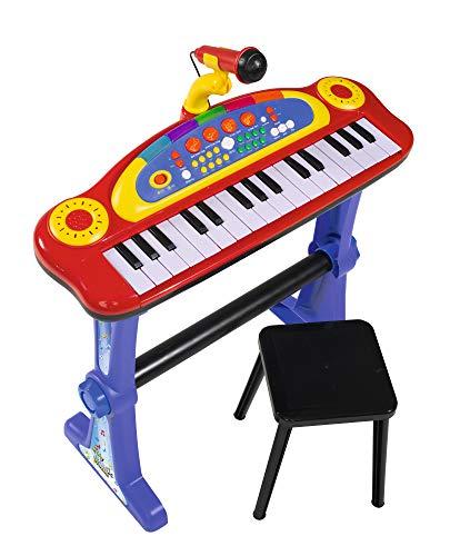 Simba 106838629 - My Music World Standkeyboard 55 cm