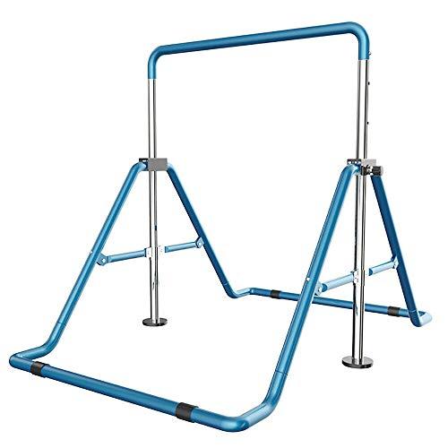 Kinder Turnreck Gymnastik Horizontalstangen, blau, verstellbar,...