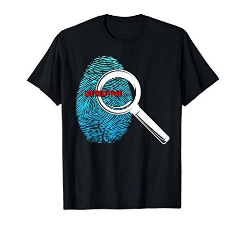 Detektiv Kinder Kostüm T-Shirt