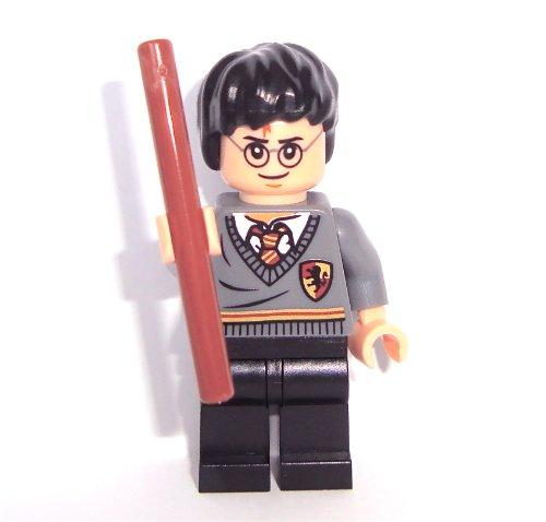 LEGO Harry Potter - Minifigur mit Zauberstab