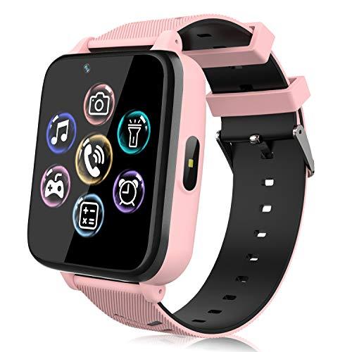 Smartwatch für Kinder, Uhr Telefon für Mädchen...