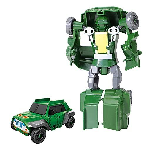WUMOFIF Transform Robot Car 5 in 1 RC Transforming Vehicles...