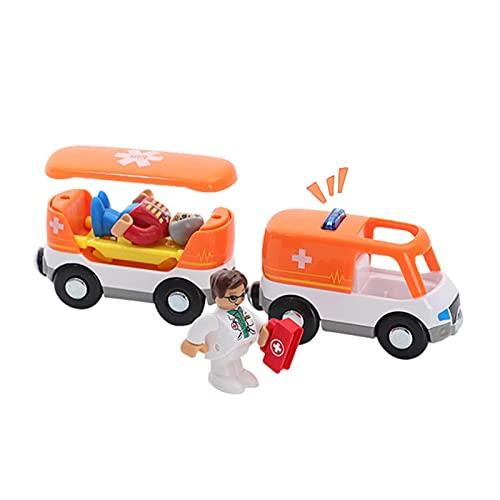 Otherway Spielzeug für Auto, Krankenwagen, Simulation, elektrisch,...