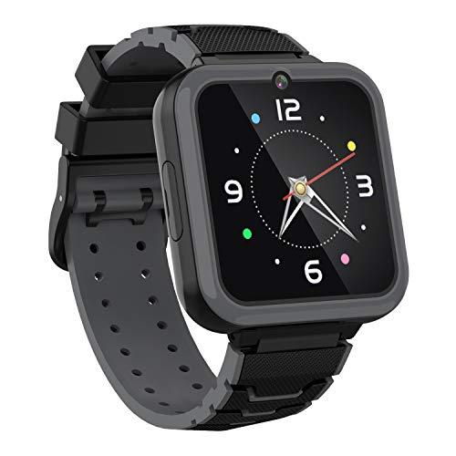 Kinder Smart Watch Telefon - HD Touchscreen Smartwatch für Mädchen Jungen mit 7 Spielen,Musik Player...