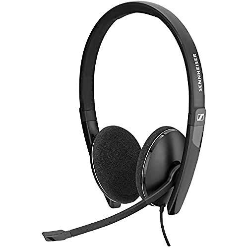 Sennheiser PC 5.2 Chat, Stilvolles Multi-Plattform On-Ear Headset PC,...