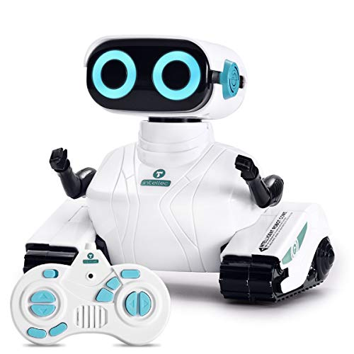 ALLCELE Fernbedienung Roboter Spielzeug für Jungen und Mädchen, RC...