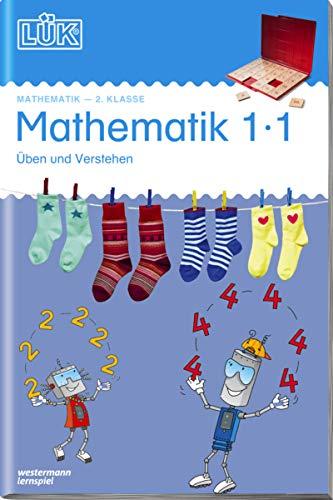 LÜK-Übungshefte: LÜK: 2. Klasse - Mathematik: Üben und verstehen 1·1: Mathematik / 2. Klasse -...