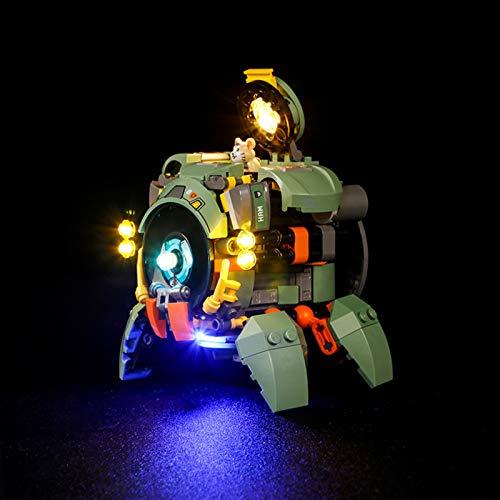 Sungvool LED-Beleuchtungsset für Lego Overwatch Wrecking Ball,...