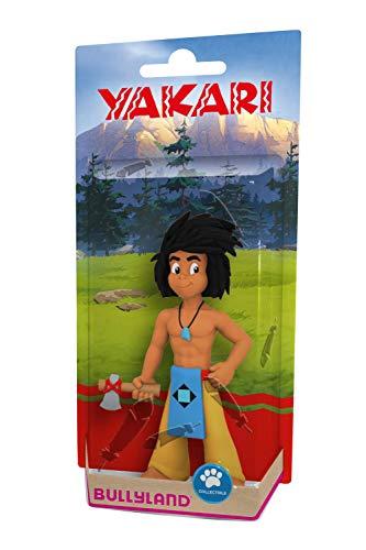 Bullyland 43363 - Spielfigur, aus der Serie Yakari, Kleiner Dachs mit...