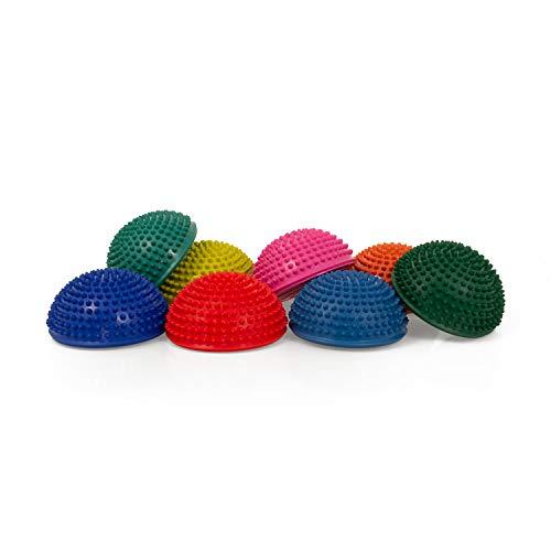 AFH Webshop Therapie Balance-Igel Premium Soft ca. Ø 16 cm Noppenball...