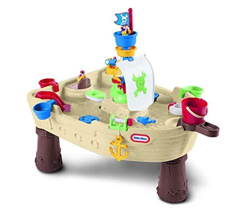 Little Tikes Anchors Away Piratenschiff - Wasserspielset für Kinder -...