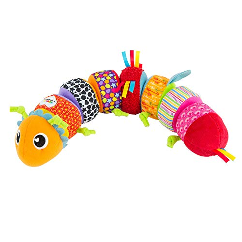 Lamaze LC27244 Softes Raupenpuzzle Babyspielzeug zur...