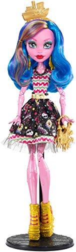 Monster High Mattel FBP35 Gruselschiff Gooliope...