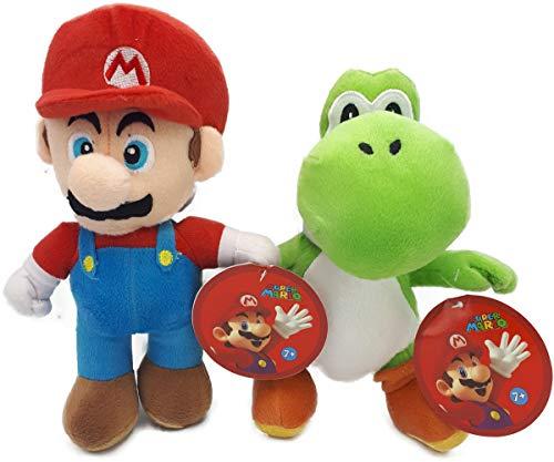 Super Mario/Nintendo 28S3 (30 cm) (27 cm) Plüschtier, Original, 2...