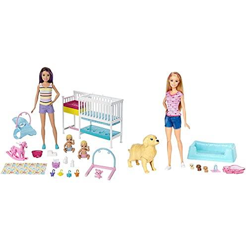 Barbie GFL38 - Skipper Babysitters Inc. Kinderzimmer...