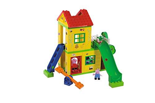 BIG-Bloxx Peppa Pig Play House - Baumhaus, Construction Set, BIG-Bloxx...