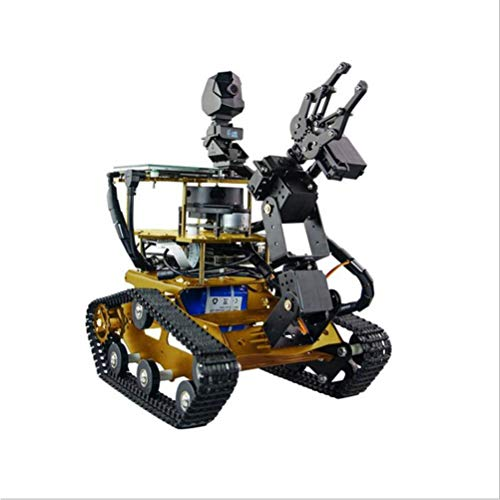 ZDSKSH DIY Raspberry Pi Roboter, 4 DOF Mechanischer Arm, Roboter...