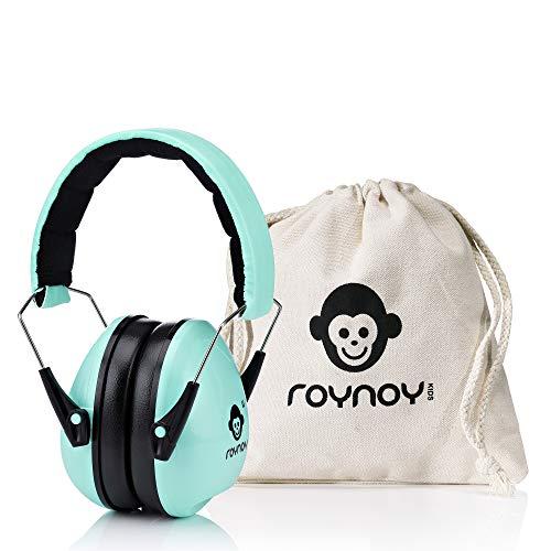 roynoy | Gehörschutz Kinder und Baby | ab 2 Jahre | Ohrenschutz...