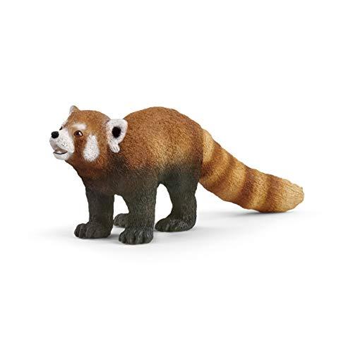 SCHLEICH 14833 B07Y2TDMSN Roter Panda Wild Life
