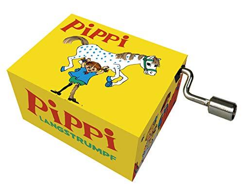 Fridolin Spieluhr/Music Box'Hey, Pippi Langstrumpf'