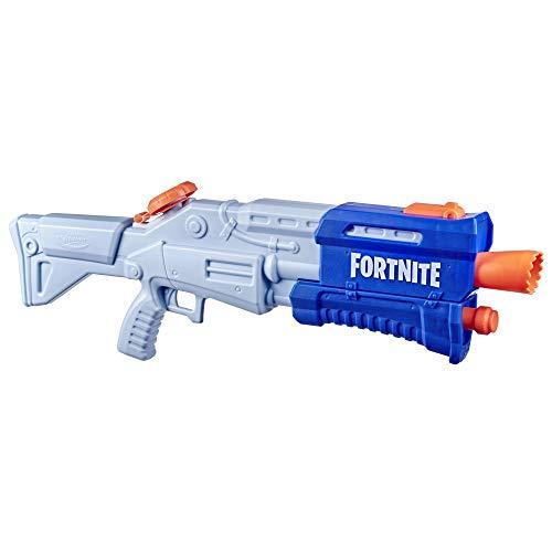 SUPERSOAKER Fortnite TS-R Nerf Super Soaker Wasserblaster Spielzeug – Pump-Action – Kapazität von 1 L –...