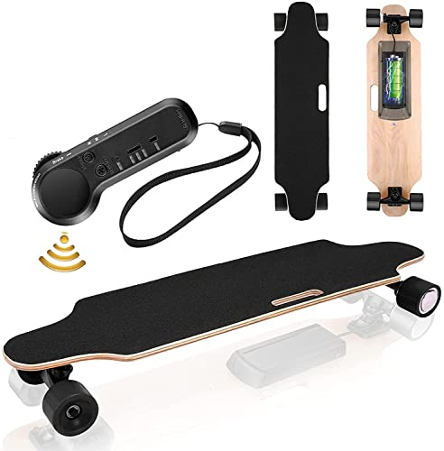 Elektrisches Skateboard Longboard E Komplettboard Elektrisches City...