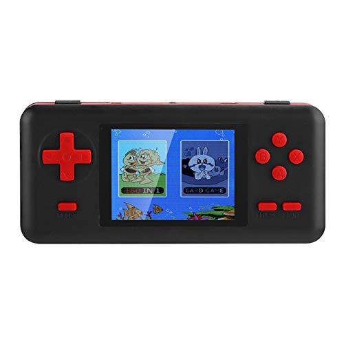 Deror GB50 Mini-8-Bit-Steckkarte Handheld-Retro-Spielekonsole...