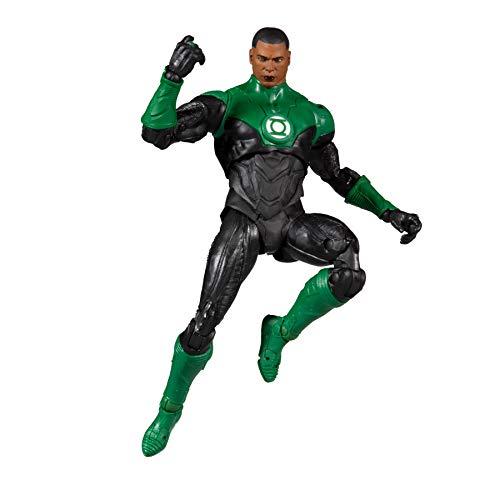 McFarlane - DC Multiverse 7 - Moderne Comic Green Lantern...