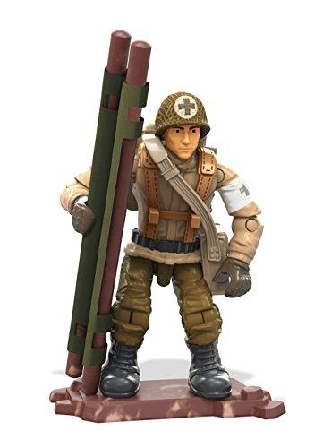Mega Construx Call of Duty FMG05 - Heroes Series 2 - WW2 Combat Medic
