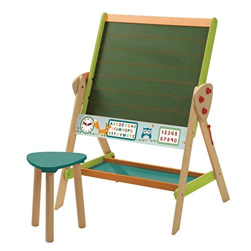 roba Tafel & Kinder-Sitz-Set 'ABC Eule', Kindertafel...