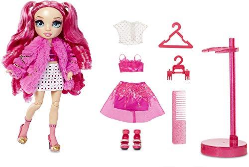 Rainbow High 572121EUC Fashion Doll - Stella Monroe - Rosa Puppe mit...