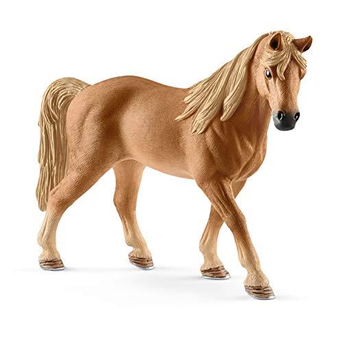 SCHLEICH 13833 13833-Tennessee Walker Stute Figur, braun