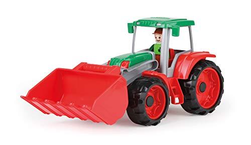 Lena 4417 Truxx Traktor mit Frontschaufel, Farblich sortiert