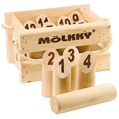 Tactic Games 52501 Mölkky - Das Original