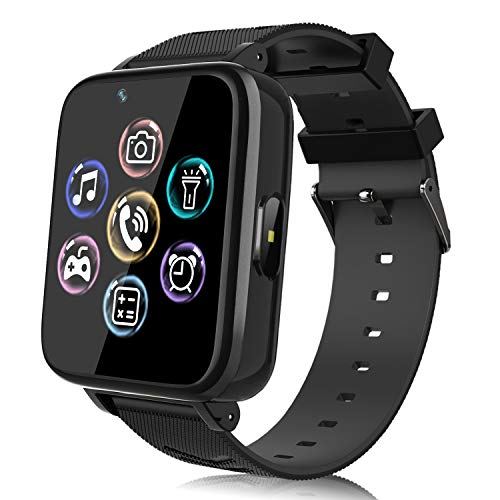 Smartwatch für Kinder, Uhr Telefon für Mädchen Jungen Touchscreen...