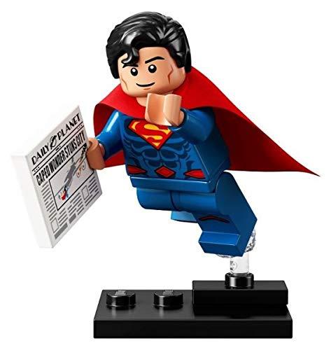 LEGO Minifigures DC Super Heroes Series Minifigures Superman (71026)
