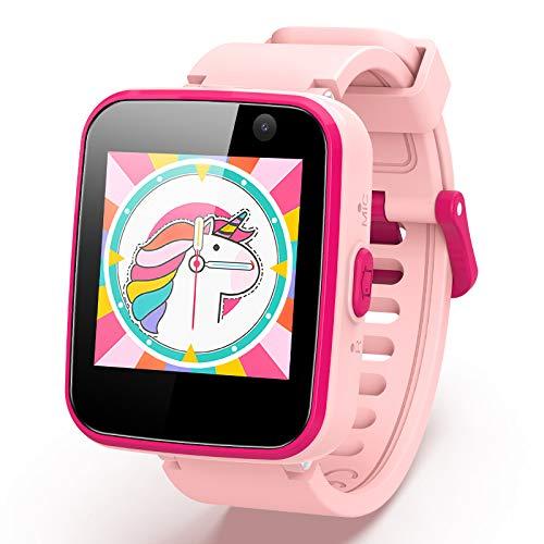Smartwatch Kinder von AGPTEK, Kids Uhr mit Telefonieren, 5 Spiele,...