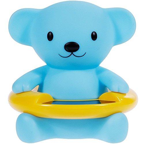 OFKPO Wasserthermometer,Niedlichen Tier Baby Badewanne...