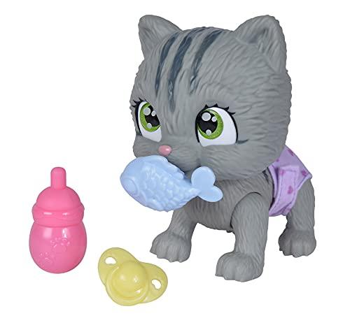 Simba 105953051 – Pamper Petz Katze, mit Trink- und Nässfunktion,...